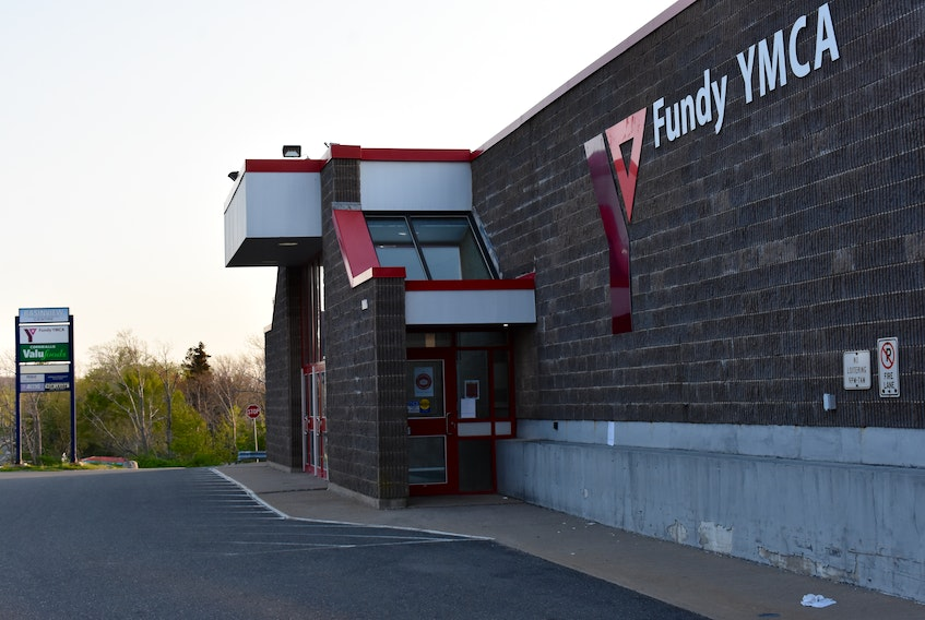 The future of the Basinview Centre in Cornwallis Park has been called into question. The centre is home to businesses and the Fundy YMCA. ASHLEY THOMPSON • SALTWIRE
