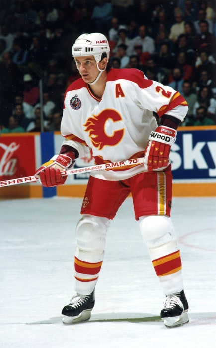 Al MacInnis of Port Hood went on to win a Stanley Cup with the Flames in 1989 along with a Conn Smythe Trophy as the Stanley Cup playoffs'most valuable player. FILE