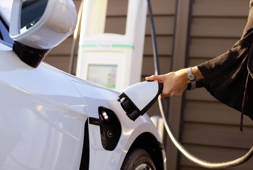 The move is on towards electrification of vehicles and the elimination of the internal combustion engine. Electrify Canada photo