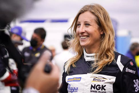 Charlie Martin's next goal is to be the first transgender driver to compete at the 24 Hours of Le Mans. Dominic Fraser photo