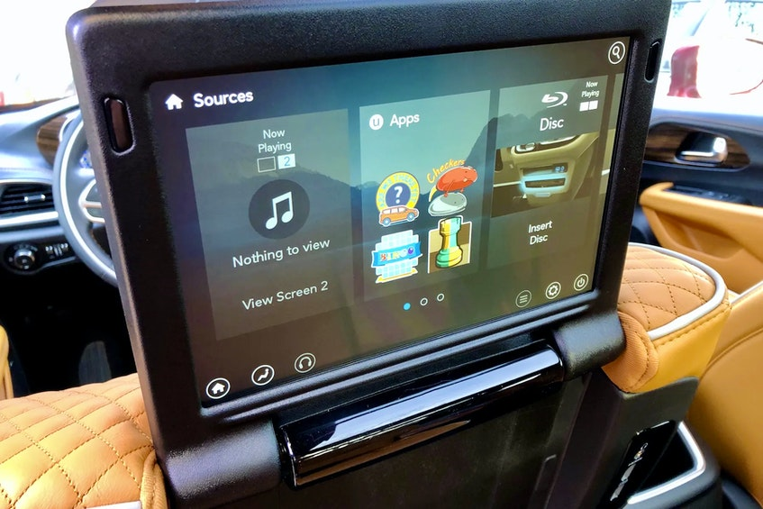 Rather than spending big bucks for rear-seat entertainment, why not just get a couple of inexpensive tablets you have better control over? Peter Bleakney/Postmedia News - POSTMEDIA