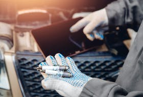 If you're dealing with a miss on an engine with individual coils mounted on each spark plug, try switching the coil to another cylinder to see if the miss moves with it before buying replacement parts. 123rf stock photo