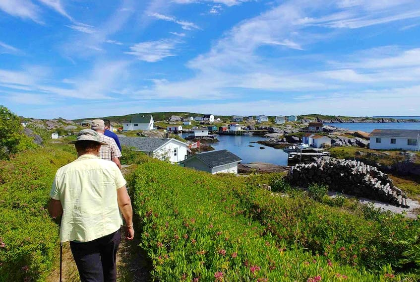 """""""Newfoundland and Labrador's pristine shorelines, trails and historic townscapes are mostly not smothered with chain hotels, fast-food outlets and the bric-a-brac of commercial modernity catering to huge sprawling crowds of visitors,"""" writes John Fisher. - SaltWire Network File Photo"""