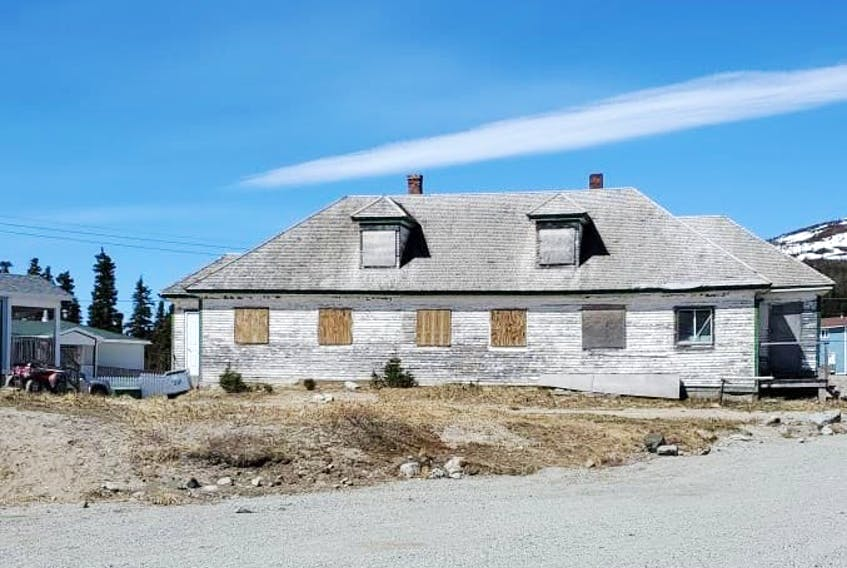 This cottage hospital-turned schoolhouse is the last building left from the boarding school in Nain and some survivors would like to see it demolished.