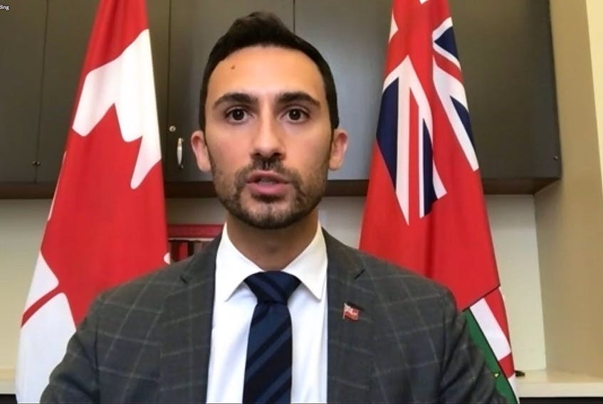 """Ontario Education Minister Stephen Lecce plans to deliver a """"more normal, full-time, in-person learning experience."""""""