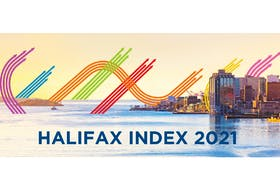 Ian Munro, Chief Economist at the Halifax Partnership, says dropping COVID-19 case counts and rising vaccination rates should get us back to more normal consumer confidence levels soon. - Photo Courtesy Halifax Partnership.