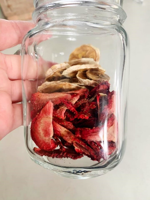 """""""I like to dehydrate my berries and bananas if I ever have too much at once, and then add them to cereal and oatmeal, or add to trail mix or baked goods,"""" says Danielle Farrell, a registered dietitian with the Dominion Stores in St. John's, Mount Pearl, and Conception Bay South, - Contributed"""