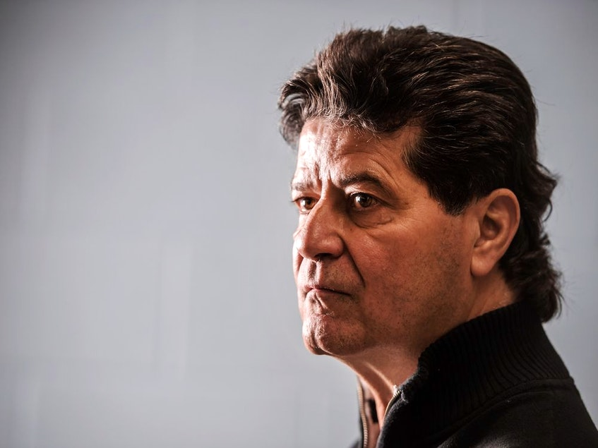 Unifor President Jerry Dias at Unifor's Local 222 in Oshawa, Ont.  - Peter J. Thompson/National Post