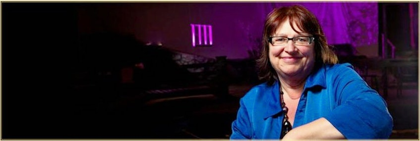 Donna Butt, Artistic Director of Rising Tide Theatre - Barb Dean-Simmons
