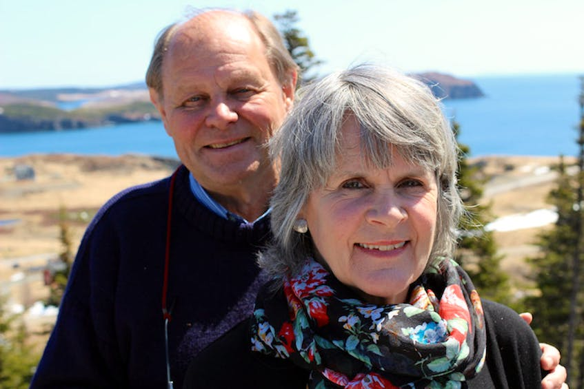 John and Peggy Fisher created the Fisher's Loft Inn in Port Rexton. - SaltWire Network file photo