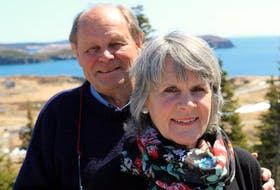 John and Peggy Fisher created the Fisher's Loft Inn in Port Rexton 25 years ago.