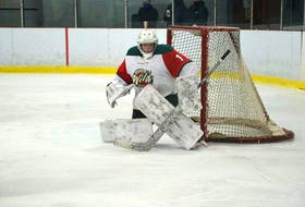 The Summerside D. Alex MacDonald Ford Western Capitals recently selected Kensington Monaghan Farms Wild goaltender Kiefer Thompson of Summerside with a territorial pick ahead of the Maritime Junior Hockey League Entry Draft on July 10.