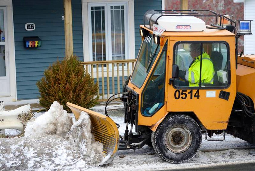 St. John's city council decided Wednesday at its committee of the whole meeting to reject requests from residents and groups who asked for more routes to be added to the city's sidewalk snowclearing program. - SaltWire Network file photo