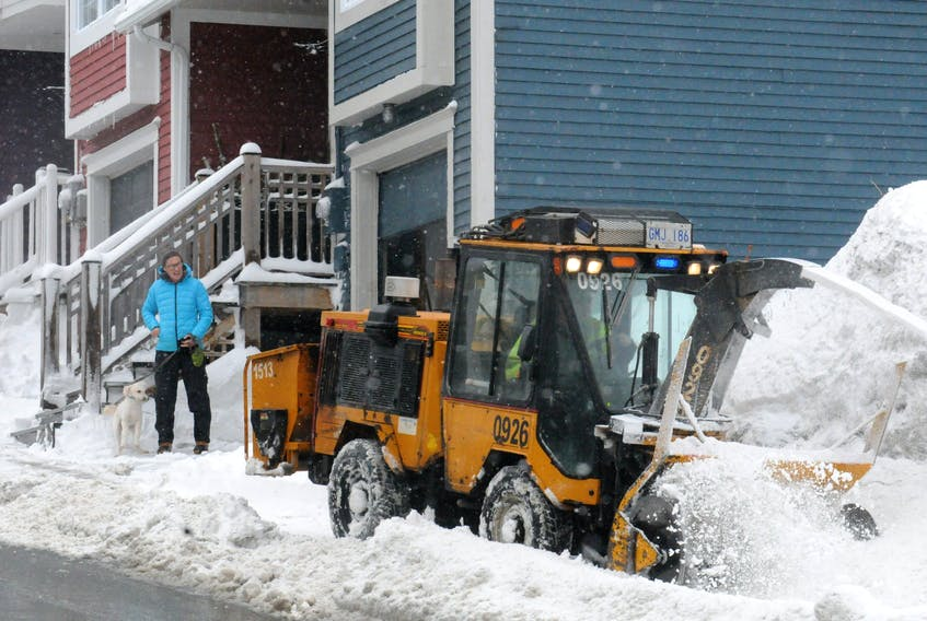 Instead of adding additional routes to its sidewalk snowclearing program, St. John's city council has decided to add an additional shift to improve the existing streets in the program.
