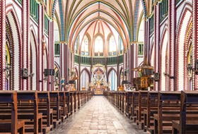 If you attend an online church service, are you still in a sacred space. Sarah Poko speaks with an expert to determine how we decide what is sacred.