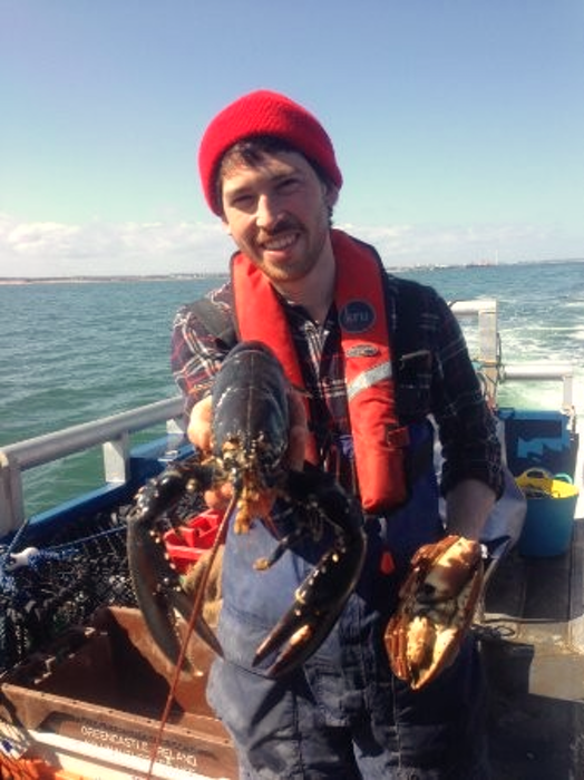 Daniel Skerritt is postdoctoral research fellow with the Fisheries Economics Research Unit (FERU) at UBC. - Contributed