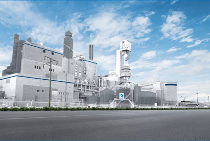 Northern Pulp's new plans call for a more environmental plan as well as a more aesthetic look.