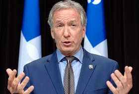 """Quebec Agriculture Minister André Lamontagne: """"By the end of the year, we want to have the solution ready to be implemented."""""""