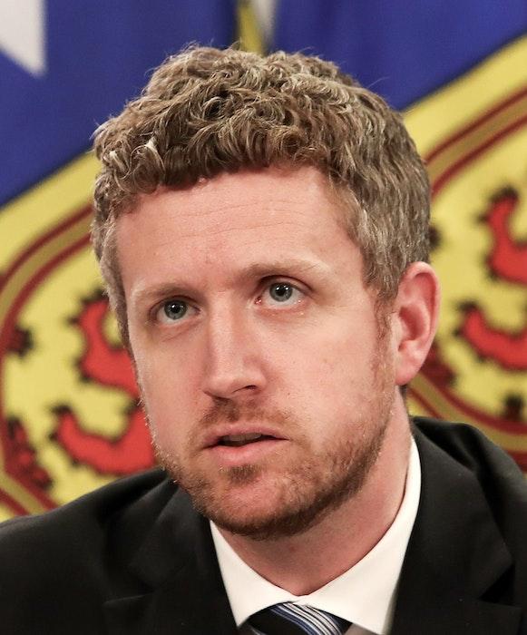 Nova Scotia Premier Iain Rankin. FILE