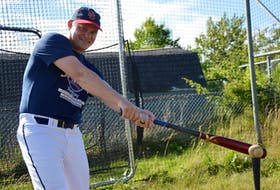 Cory Christie has come out of retirement and will play for the Sydney Sooners of the Nova Scotia Senior Baseball League this season. The 40-year-old will serve as a player/coach for the 2021 season and will be in the club's lineup this weekend against Halifax. JEREMY FRASER • CAPE BRETON POST