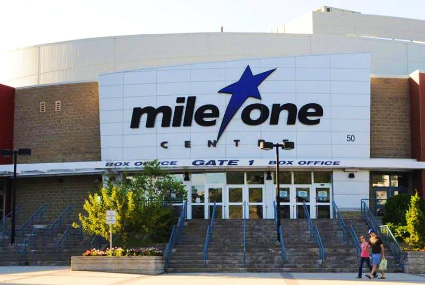 A new professional basketball team is coming to Mile One Centre this fall as part of a new tentative deal. - SaltWire file