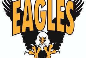 On this day in 1997, the shareholders of Cape Breton Major Junior Hockey Club Ltd. announced the name, logo, colours and jersey for what became the Cape Breton Screaming Eagles. The press conference was held at Centre 200. CONTRIBUTED