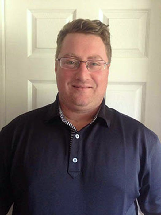James Sanford, the former head coach of the North Sydney-based Joneljim Cougars, was recently named the PGA of Canada professional at Fundy National Park Golf Course in Alma, N.B. CONTRIBUTED