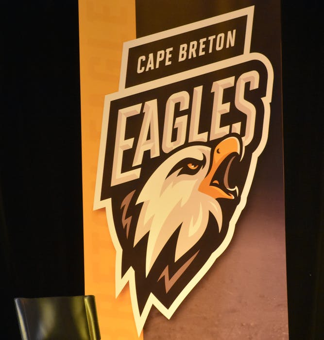 Cape Breton Eagles prospect Bodie Nobes has committed to the University of Maine for the 2023-24 season. JEREMY FRASER • CAPE BRETON POST