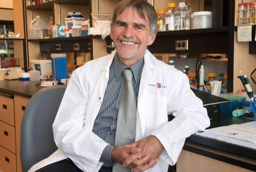 Dr. Duncan Stewart, executive vice-president of research at The Ottawa Hospital, says the studies will help protect some of the most vulnerable populations.