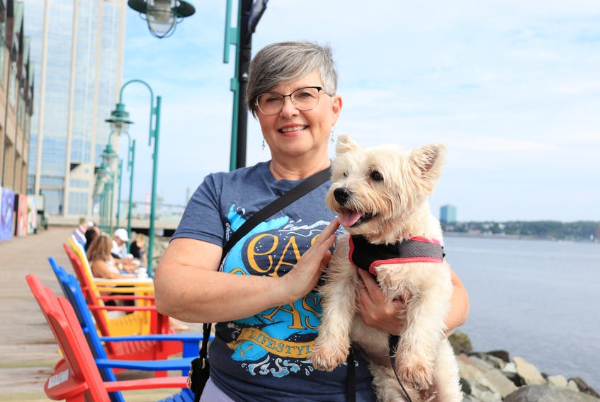 Denise Szuler, 64, says health-care is the issue that deserves the most attention in Nova Scotia's 41st provincial election.