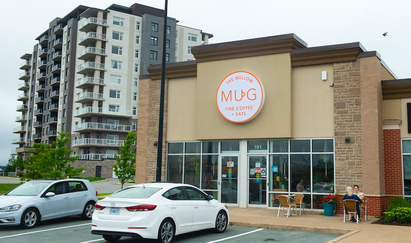 The Mellow Mug opened on Dellridge Lane in Bedford earlier this year in the old Second Cup location. - Ryan Taplin