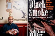 Black Smoke is James Beard Award-winning author, attorney and certified barbecue judge Adrian Miller's third book.