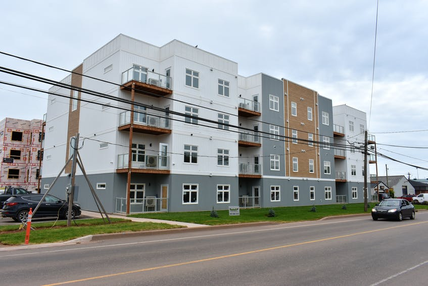 A new 90-unit residential development of affordable housing in Charlottetown is set to welcome its first tenants on Aug. 1. - Michael Robar