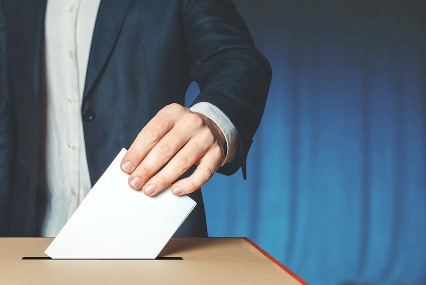 Nova Scotia's provincial election is scheduled for Aug. 17, 2021. STOCK IMAGE
