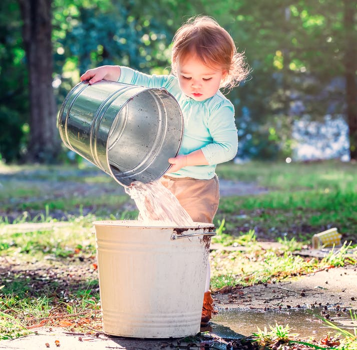 Taking steps to conserve water can be as simple as collecting rainwater to use in your garden later. - Storyblocks - Saltwire network