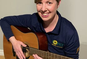 Jill Murphy is a music therapist with Hospice Cape Breton.