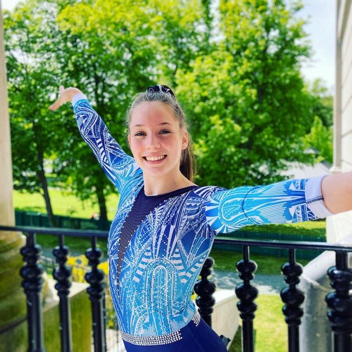 Jane Young — Cygnus Gymnastics
