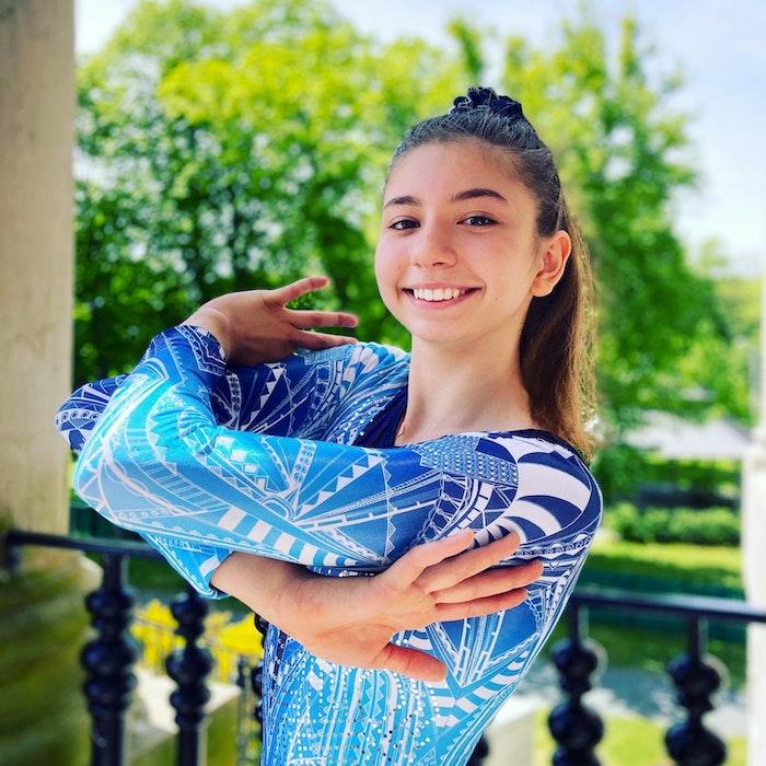 Sarah Pace — Cygnus Gymnastics