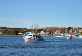 P.E.I.'s spring lobster season ends on Saturday, July 3. It was delayed by four days this year due to unsafe conditions.