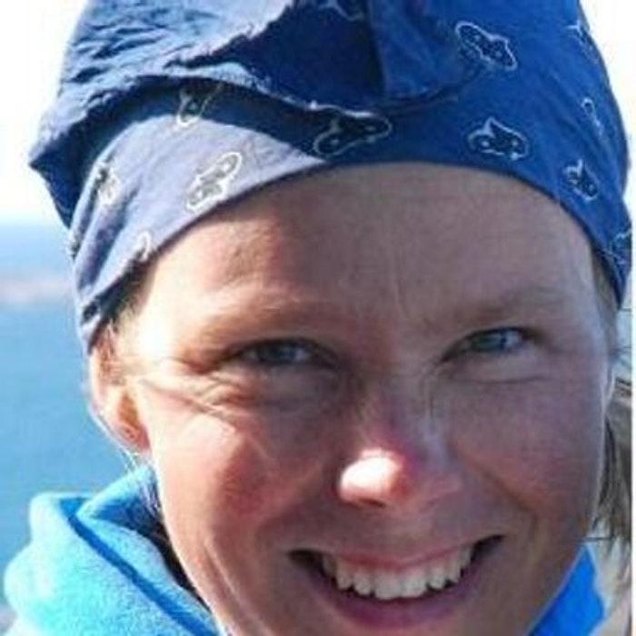 Sara Königson, PHd, is an aquatic resources researcher at the Swedish University of Agricultural Sciences.  - Saltwire network