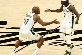 Make no mistake, P.J. Tucker has changed this Milwaukee Bucks team and made them tougher to play against and is at least a part of the reason they find themselves on the cusp of a championship.Getty Images