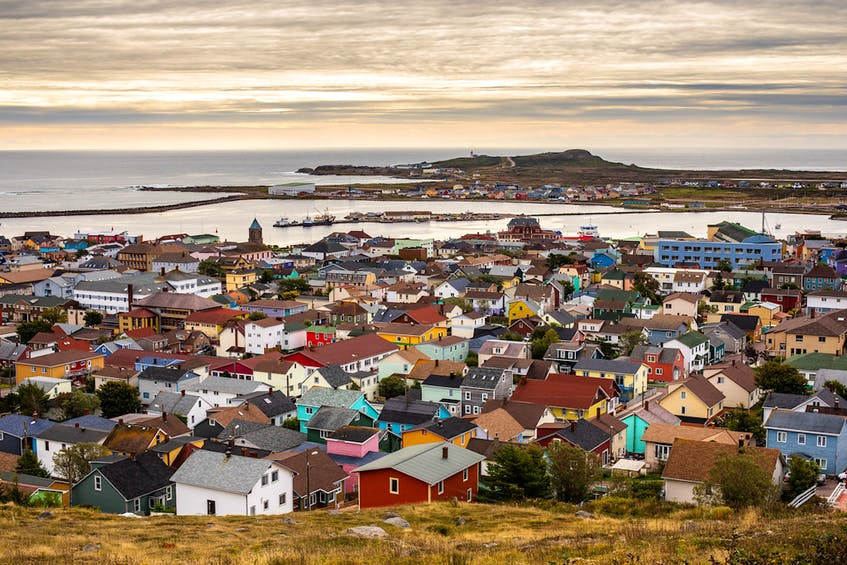 Residents of St-Pierre-Miquelon will finally be allowed to visit Newfoundland and Labrador starting Aug. 9. Seventy-five per cent of its residents are fully vaccinated. — Contributed/Mathieu Dupuis