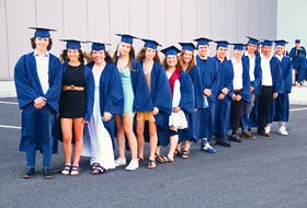 More than 240 students graduated from Avon View High School in 2021. To mark the occasion, there was a virtual ceremony as well as a special in-person drive-thru event held. JIM IVEY