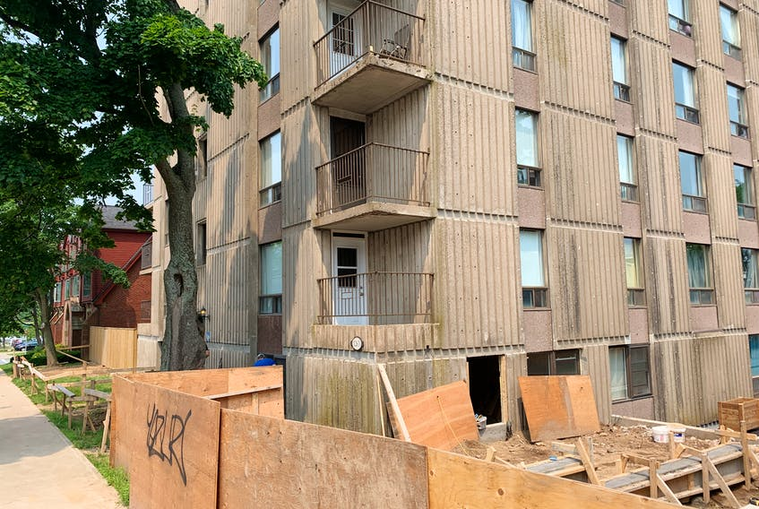 A woman was drugged during a party at 1263 Queen St. in Halifax, raped and choked until her eyes rolled back in her head. The attack happened more than a year ago, but police still haven't charged the man she identified as her attacker.