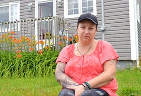Shawna Wilson of Glace Bay said due to loss, COVID-19 and mistakes she made, her house goes into foreclosure at the end of the month if arrears are not paid, leaving her and her two daughters homeless. Wilson said after spending weeks exhausting all options, she's embarrassed to go to the public for help but it's the last resort to try and save her home. Sharon Montgomery-Dupe/Cape Breton Post