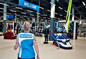 The team of sports experts at Decathlon Dartmouth is excited to answer your sporting equipment questions and help ensure you find the right fit. - Photo Contributed.