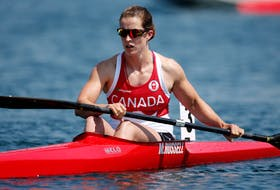 Fall River's Michelle Russell will race the K-1 200 metres, K-1 500 metres and K-4 500 metres for Canada at the Tokyo Olympics. - Contributed