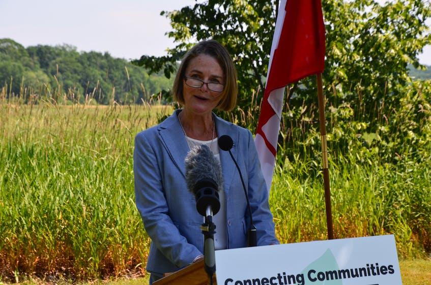 Kentville Mayor Sandra Snow. KIRK STARRATT