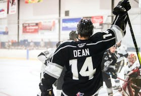 It's turning out to be a highlight-filled week for Zach Dean; on Wednesday, he was invited to Hockey Canada's world junior summer development camp. — File photo/Gatineau Olympiques