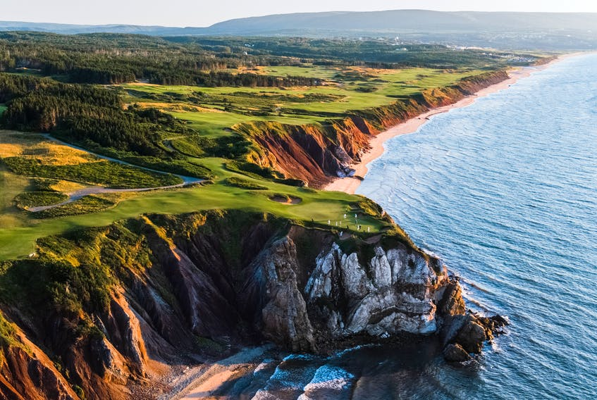RBC PGA Scramble National Championship intends to return to Cabot Links in Inverness in October. The course was originally scheduled to host the event last October, but it was cancelled due to the COVID-19 pandemic. PHOTO CONTRIBUTED.